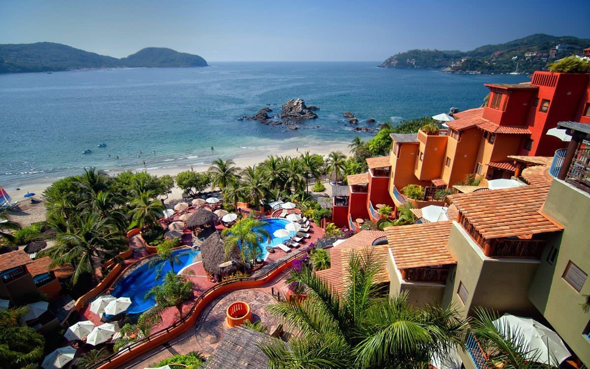 Embarc 174 Resorts Destinations Zihuatanejo